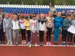 Легкоатлеты соревновались на призы главы города