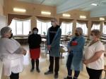 Общественники проверили организацию горячего питания в школе