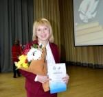 Поздравляем учителя математики А.А.Лукьянову!
