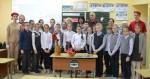 В школе установлены «Парты Героя»