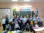 В первых классах прошёл праздник «Прощание с азбукой»
