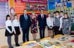 Во время рабочей поездки в г.Отрадный Сергей Чабан оценил состояние городской школы после капитального ремонта