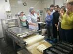 Изучали производство хлеба