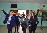Школа отметила международный день солидарности молодежи