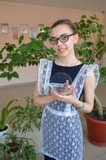 Анна Николаева - лучший волонтер Самарской области!