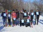 Лыжный пробег памяти Сергея Левчишина