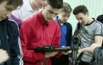 Спецназовцы на уроках