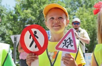 Администрация ГБОУ СОШ №8 им.С.П.Алексеева призывает родителей уделить особое внимание безопасности детей на дорогах в период летних каникул