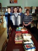 Возрождая традиции книгодарения