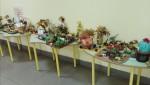 Выставка поделок из овощей и фруктов «Осенние фантазии»