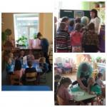 Неделя педагогического мастерства в детском саду №4.