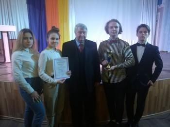 Проект «Дети-детям» занял 2 место в финале областного конкурса «Гражданин»