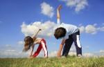 Как научить детей быть здоровыми