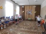 День защитника Отечества в детском саду №4.