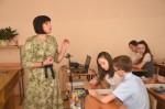 Е.А.Сантимова - финалист окружного конкурса