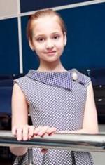 Елизавета Шарапова:  «Хочу нести радость людям»