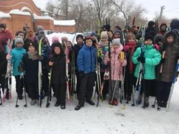 9 февраля 2019 года прошла XXXVII Всероссийская массовая лыжная гонка «Лыжня России» в Отрадном