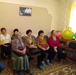 День пожилых людей в детском саду!