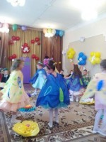 Выпускной бал в детском саду №4