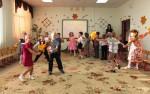 Праздник Осени в детском саду.
