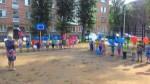 Дня Российского флага в детском саду.