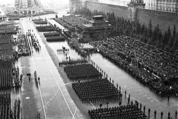 Наши земляки-участники Парада Победы