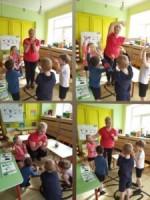 Открытый показ НОД в детском саду №4.